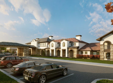 Assisted Living-Memory Care Exterior