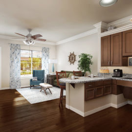 Assisted Living Interior